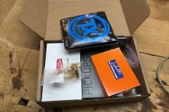 Ein Paket voller Hardware
