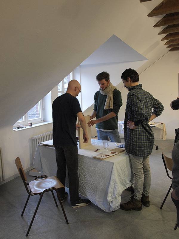 Cajon-Bau-Workshop | Beratung