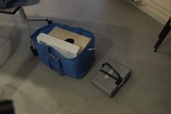 Cajon-Bau-Workshop | Cajon fertig und verpackt