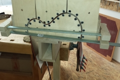 Cavaquinho bauen, Zargen biegen