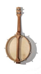 Banjo-Ukulele, Back