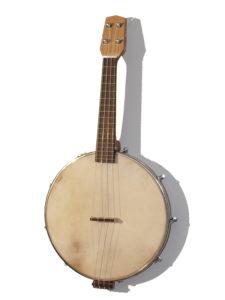 Banjo-Ukulele, Front
