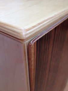 KlangEins Cajon Detail
