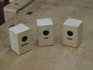 Mini Cajon Shaker Set