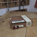 Pilón 2, Cigarbox-Amp